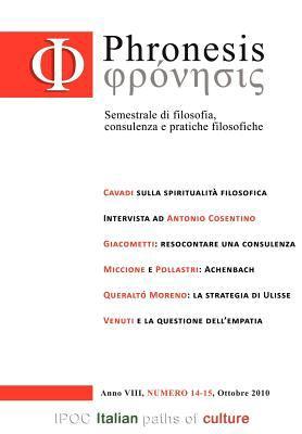 Phronesis No. 14-15 9788896732267