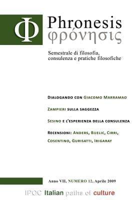 Phronesis No. 12 9788896732410