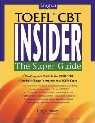 Lingua TOEFL CBT Insider: The Super Guide 9788955630053