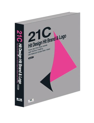 21C Hit Design 2 Volume Set: Hit Brand & Logo 9788995103401