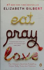 Eat, Pray, Love 9788995547229