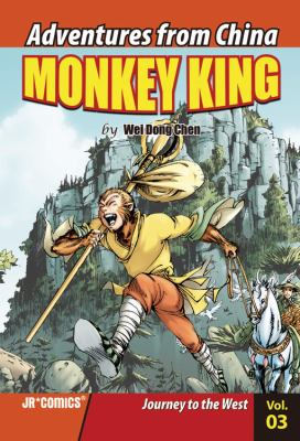 Monkey King, Volume 3: Journey to the West 9788994208473
