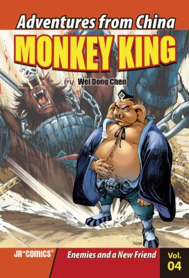 Monkey King, Volume 4: Enemies and a New Friend 9788994208480