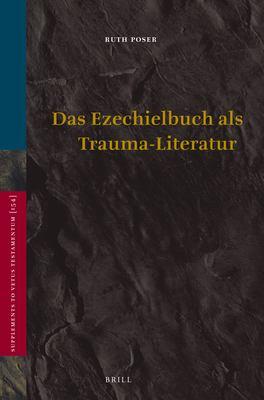 Das Ezechielbuch ALS Trauma-Literatur 9789004227446