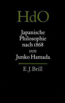 Japanische Philosophie Nach 1868 9789004098978