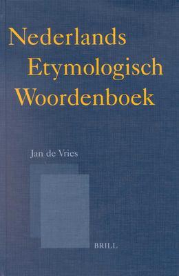 Nederlands Etymologisch Woordenboek 9789004083929