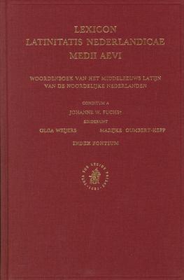 The Chosen Parent-Child Combination Is Invalid: Woordenboek Van Het Middeleeuws Latijn Van de Noordelijke Nederlanden 9789004146440