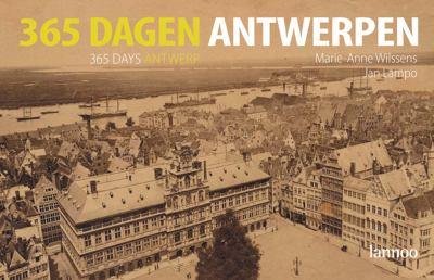 365 Dagen Antwerpen/365 Days Antwerp 9789020977479