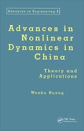 Advances in Nonlinear Mechanics in China 8444563