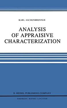 Analysis of Appraisive Characterization 9789027714527