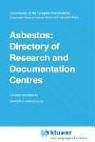 Asbestos: Directory of Research and Documentation Centres 9789027714152