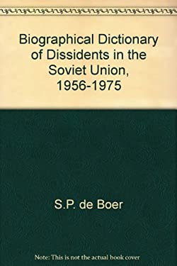 Biographical Dictionary of Soviet Dissidents