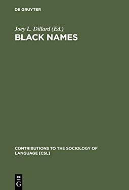 Black Names 9789027976024