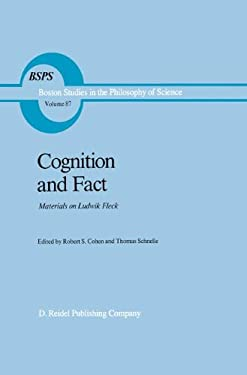 Cognition and Fact - Materials on Ludwik Fleck 9789027719027