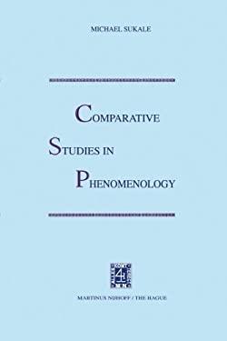 Comparative Studies in Phenomenology 9789024717897
