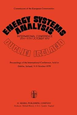 Energy Systems Analysis - Kavanagh, R.