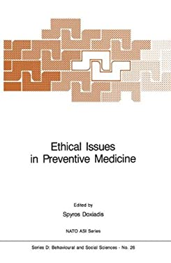 Ethical Issues in Preventive Medicine 9789024732326