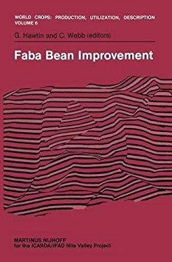 Faba Bean Improvement 9789024725939