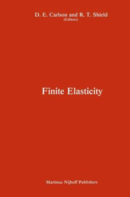 Finite Elasticity 9789024726295