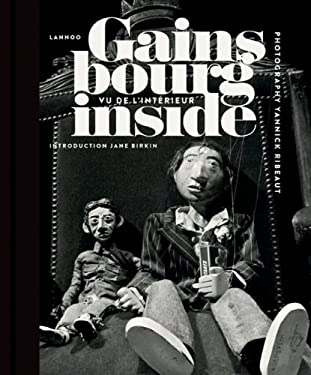 Gainsbourg Inside 9789020997019