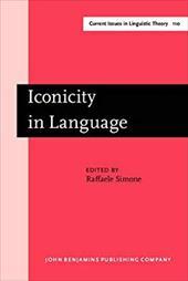 Iconicity in Language - Simone, Raffaele