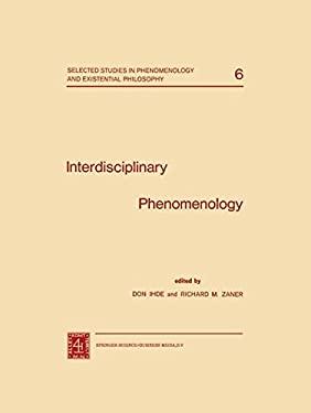 Interdisciplinary Phenomenology 9789024719228