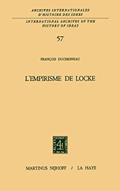 L'Empirisme de Locke 9789024713493