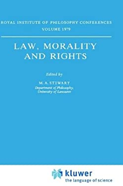 Law, Morality and Rights 9789027715197