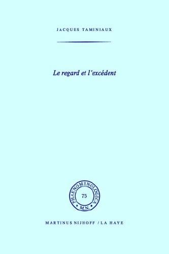 Le Regard Et L'Exc Dent 9789024720286