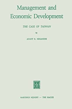 Management and Economic Development: The Case of Taiwan 9789024751426