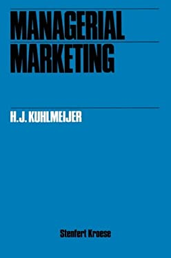 Managerial Marketing 9789020704600
