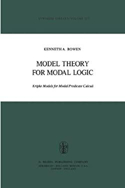Model Theory for Modal Logic: Kripke Models for Modal Predicate Calculi 9789027709295