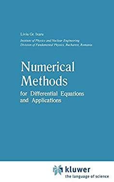 Numerical Methods for Differential Equations and Applications 9789027715975