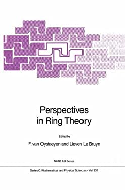 Perspectives in Ring Theory - Van Oystaeyen, Freddy / Le Bruyn, Lieven / Bruyn, Lieven Le