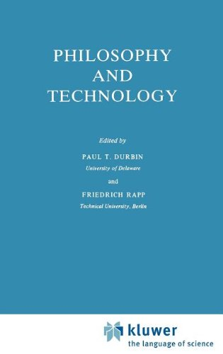 Philosophy and Technology 9789027715760