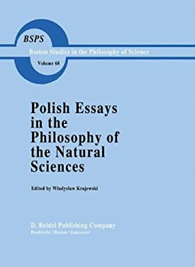 Polish Essays in the Philosophy of the Natural Sciences 9789027712868
