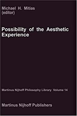 Possibility of the Aesthetic Experience 9789024732784