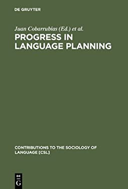 Progress in Language Planning: International Perspectives