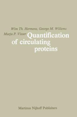 Quantification of Circulating Proteins: Theory and Applications Based on Analysis of Plasma Protein Levels 9789024727551