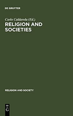 Religion and Societies: Asia and the Middle East 9789027932594