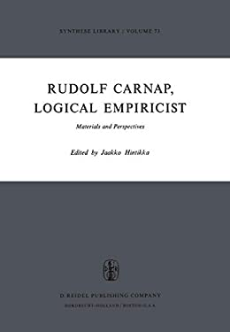 Rudolf Carnap, Logical Empiricist: Materials and Perspectives 9789027705839