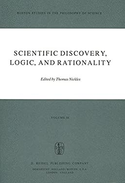 Scientific Discovery, Logic, and Rationality 9789027710697