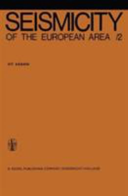 Seismicity of the European Area: Part II 9789027701794