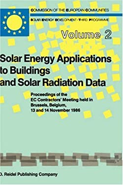 Solar Energy Applications to Buildings and Solar Radiation Data 9789027725271
