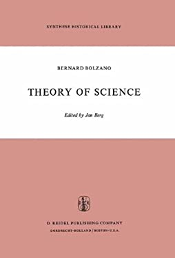 Theory of Science: A Selection, with an Introduction 9789027702487