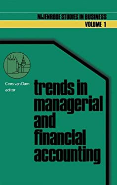 Trends in Managerial and Financial Accounting: Income Determination and Financial Reporting 9789020706932