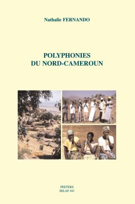 Polyphonies Du Nord-Cameroun [With CD (Audio)] 9789042919860
