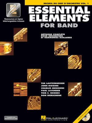 Essential Elements 2000 [With CD (Audio) and DVD] 9789043123570
