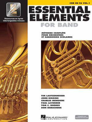 Essential Elements Ee2000 French Horn: French Edition 9789043123648