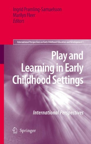 international perspectives on early childhood education education essay The fundamental purpose of the early childhood development initiative was to increase awareness of the importance of early childhood education yet more work needs to be done to ensure government support of early childhood development programs and not just lip service.